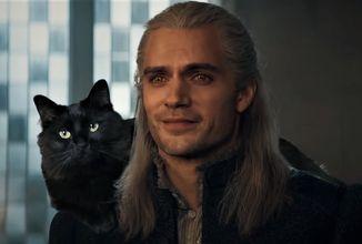 Zaklínač dostal nového partnera. Je ním čierna mačka