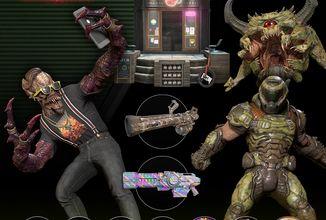 Doom Eternal se dočkal druhé sezóny kosmetického obsahu a jednoho bizarního skinu