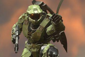 Střílečka Halo: Infinite se nám konečně pořádně ukázala