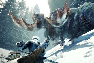 Monster Hunter: World dočasně zdarma a nová expanze Iceborne