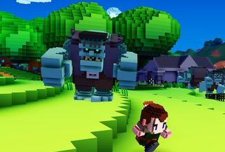 Kostičkový sandbox RPG titul Cube World má datum vydání