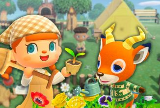 Animal Crossing: New Horizons, aneb relaxace na opuštěném ostrovu