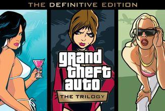 GTA Trilogy bude náročnější než GTA 5? Objevily se další informace a HW požadavky