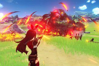 Genshin Impact přichází na PS5 s rozlišením 4K a vylepšenými texturami