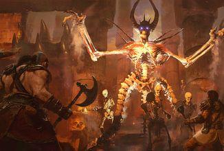 Podrobnosti o betě Diabla 2 Resurrected