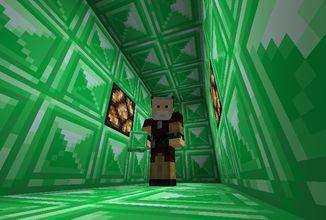 Co se to děje s Minecraftem? Jasper Boerstra kompletně předělává textury!