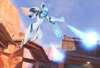Blizzard přibližuje novou postavu do Overwatch - Echo