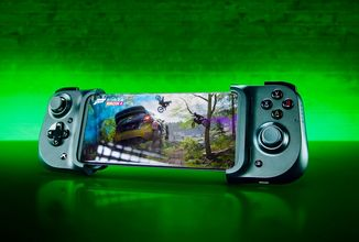 Razer zahájil prodej univerzálního herního ovladače pro Android a Samsung Galaxy má exkluzivitu u Xbox Game Passu