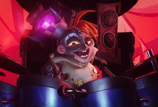 Máte nervy zvládnout těžké Flashback úrovně v Crash Bandicoot 4?
