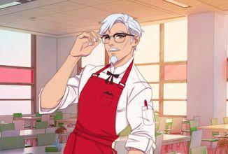 KFC představilo simulátor randění. Obletovat budete plukovníka Sanderse