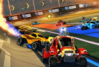 Rocket League je konečně plnou cross-platform hrou