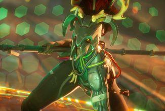 Bojovka Bleeding Edge představuje šílené postavy a příběh