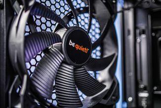 Proč si postavit počítač s BeQuiet?