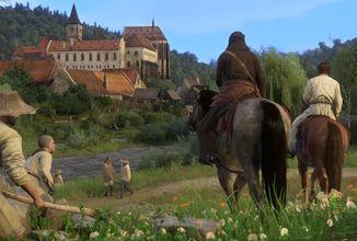 Kingdom Come: Deliverance vyhrálo na Gamescomu nádherné ocenění a navíc máme nové screenshoty