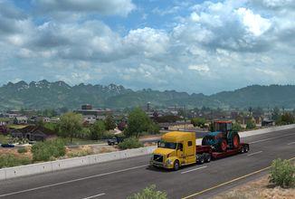 American Truck Simulator se o Utah rozšíří už ve čtvrtek
