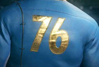 Ke každé předobjednávce Falloutu 76 dostanete přístup do B.E.T.A. verze.
