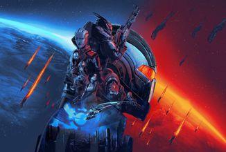 Detailní srovnání remasterované trilogie Mass Effectu