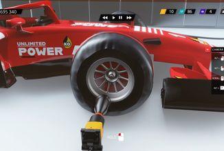 Ve hře Formula Team budete řídit závodní tým a o všem rozhodovat