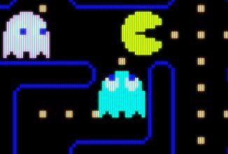 Pac-Man slaví 40 let. Nvidia pomocí umělé inteligence vytvořila původní verzi hry