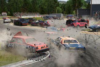 Vylepšení destrukčního derby Wreckfest pro PS5 nebude zadarmo