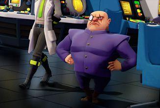 Pán zla z Evil Genius 2 se v listopadu chystá ovládnout konzole