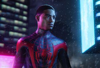 Spider-Man: Miles Morales na PS5 v 60 snímcích s ray-tracingem