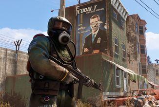 Za konzolové verze survivalu Rust si připlatíme
