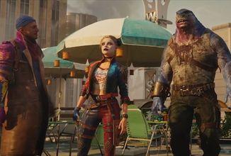 Sebevražedný oddíl musí zachránit Zemi a zabít největší superhrdiny DC ve hře od tvůrců Batman: Arkham