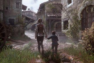 A Plague Tale: Innocence bude vylepšeno pro Xbox Series X/S a PlayStation 5