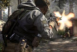 O víkendu bude v betě Call of Duty: Modern Warfare válčit 64 hráčů