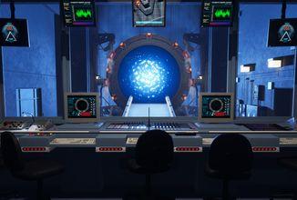 Fanoušci plní sen fanouškům: Dlouhé roky vzniká ambiciózní StarGate hra