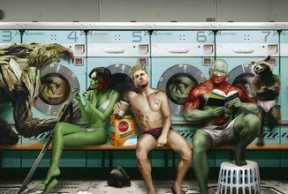 Hudba hraje v Marvel's Guardians of the Galaxy velkou roli