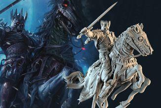 Jak vypadá hra ve třech hráčích v deskovce The Witcher: Old World?