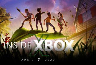 Inside Xbox je zpět. Zítra Microsoft ukáže připravované hry