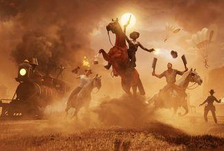 Grit je battle royale akce z Divokého západu