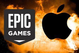 Apple vyhrál bitvu v dlouhé válce. Fortnite se do App Store zatím nevrátí