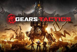Gears Tactics připomínají XCOM a nabídnou 40hodinovou kampaň