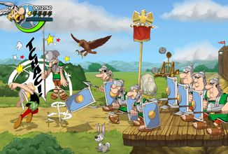 Asterix & Obelix: Slap Them All! potěší příznivce retra