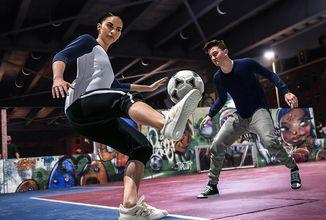 V demoverzi FIFA 20 si vyzkoušíte pouliční fotbal