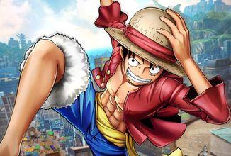 One Piece: World Seeker vypadá nádherně, ale hůř se hraje