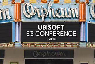 Oznámení Ubisoft konference na E3