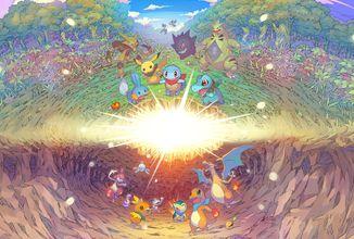 Oznámeno rozšíření pro Pokémon Sword a Shield a nová hra