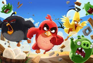 Netflix připravuje nový animovaný seriál Angry Birds
