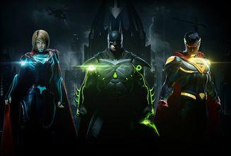 Injustice 2 - Tak tohle Superman přehnal