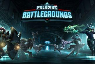 Další hra s Battle Royale režimem. Tentokrát Paladins!