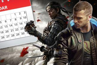 Kalendář hráče: Nejočekávanější hry roku 2020