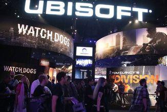 Ubisoft slibuje nejvetší stánek na Gamescomu