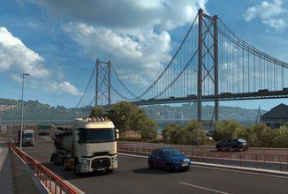 Iberia a Colorado balíčky z českých kamionových simulátorů