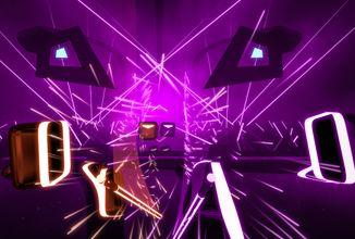 V českém VR hitu Beat Saber si nově užijete skupinu Linkin Park