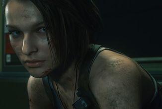 Resident Evil 3 dovolí průchod celou hrou pouze s nožem